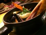 Bouchot Mussels - pernod, fennel, fine herbs, and country bread