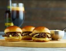 Braised Beef Rib Sliders