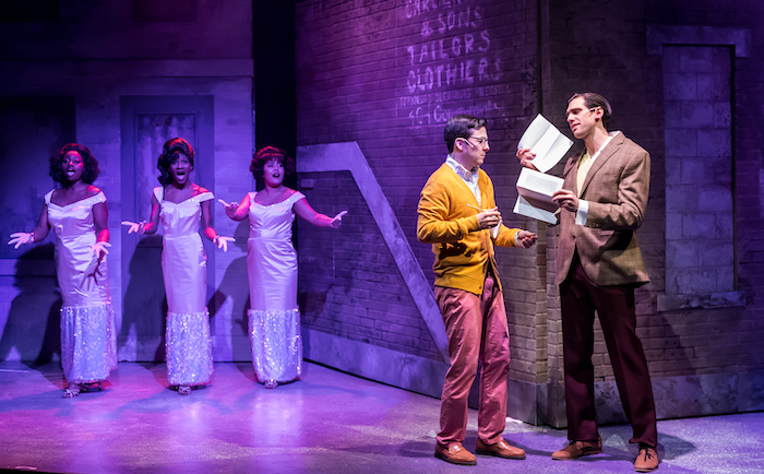FEED ME! Little Shop of Horrors at Mercury Theatre
