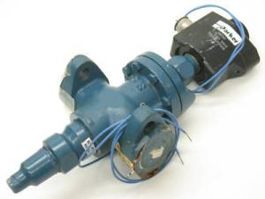 Parker S4A refrigeration solenoid valve with coil 34
