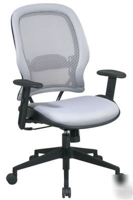 herman miller chair repair high back grey velvet dining chairs air grid shadow mesh seat swivel office