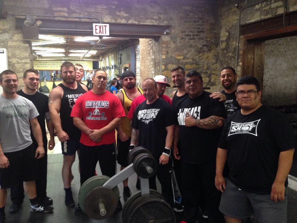 Teams chicago powerlifting
