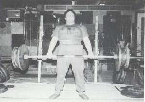 Maris Sternberg Deadlift