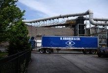 H. Kramer & Co. metal smelting facility in Pilsen