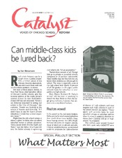 Catalyst Chicago issue cover, published Nov 1997