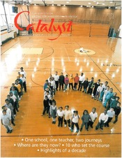 Catalyst Chicago issue cover, published Feb 2000