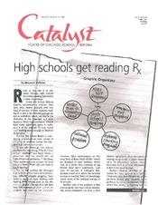 Catalyst Chicago issue cover, published May 2000