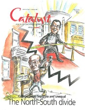 Catalyst Chicago issue cover, published Dec 2000