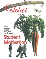 Catalyst Chicago issue cover, published Mar 2001