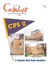Catalyst Chicago issue cover, published May 2003