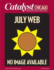 Catalyst Chicago issue cover, published Jul 2004