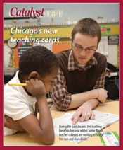 Catalyst Chicago issue cover, published Mar 2011