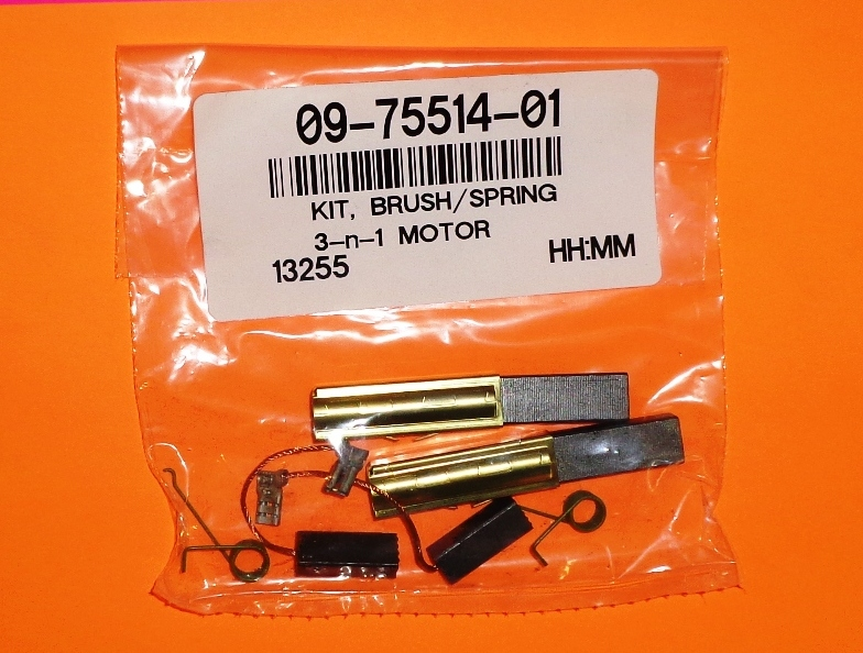 097551401 Oreck Vacuum Cleaner Vac Motor Carbon Brush