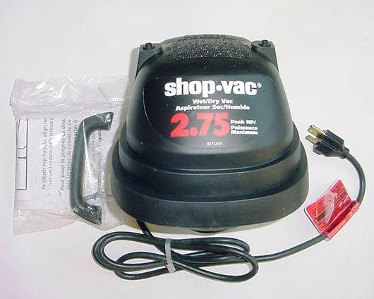 Shop Vac Replacement Motors Power Units and Parts 8100897