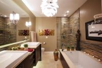 Before and After: An Unbelievable Chicago Master Bathroom ...