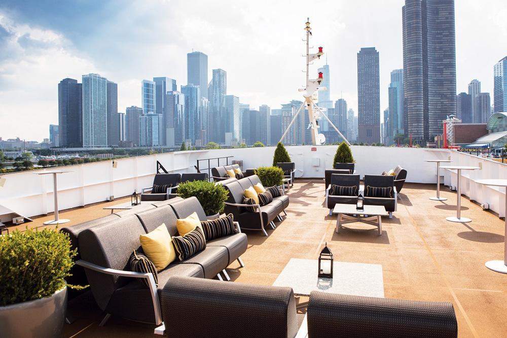 Odyssey Cruises  ChicagoStyle Weddings
