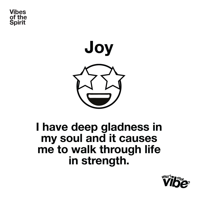 Joy Declaration Cards