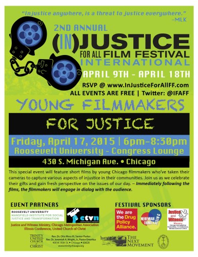 Young Filmmakers Flyer