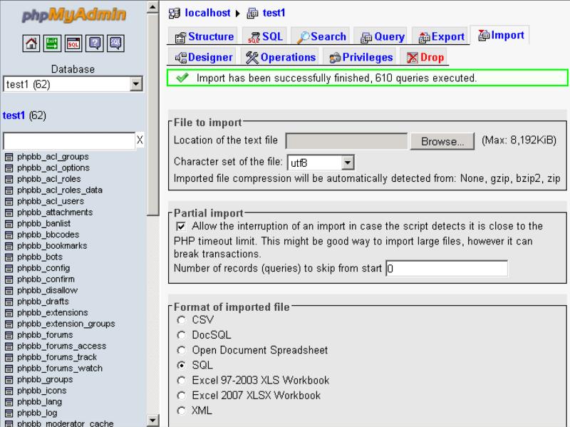 MySQL How to