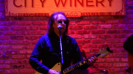 city winery, chicago, wings, beatles, band on the run