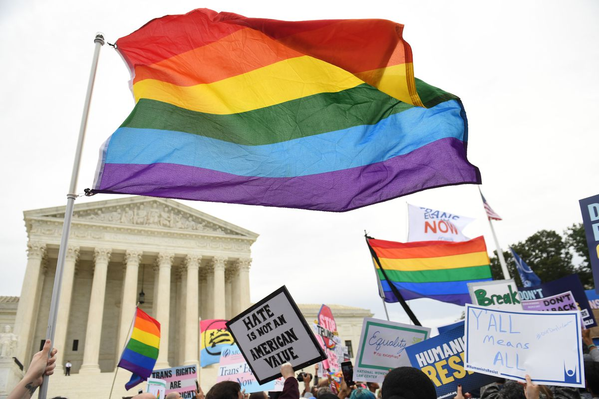 Does The Civil Rights Act Of Cover Lgbt People