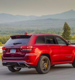 driving the 707 horsepower jeep grand cherokee trackhawk in a word sick [ 1200 x 674 Pixel ]