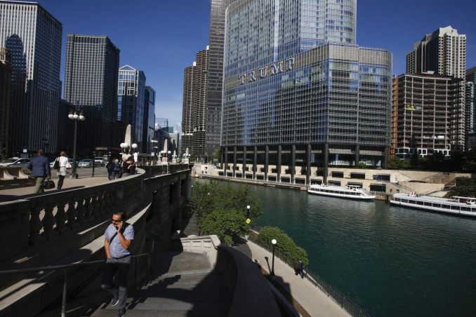 Judge rules Trump hotel in Chicago violated Illinois environmental laws