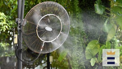 which misting fan is best for patios