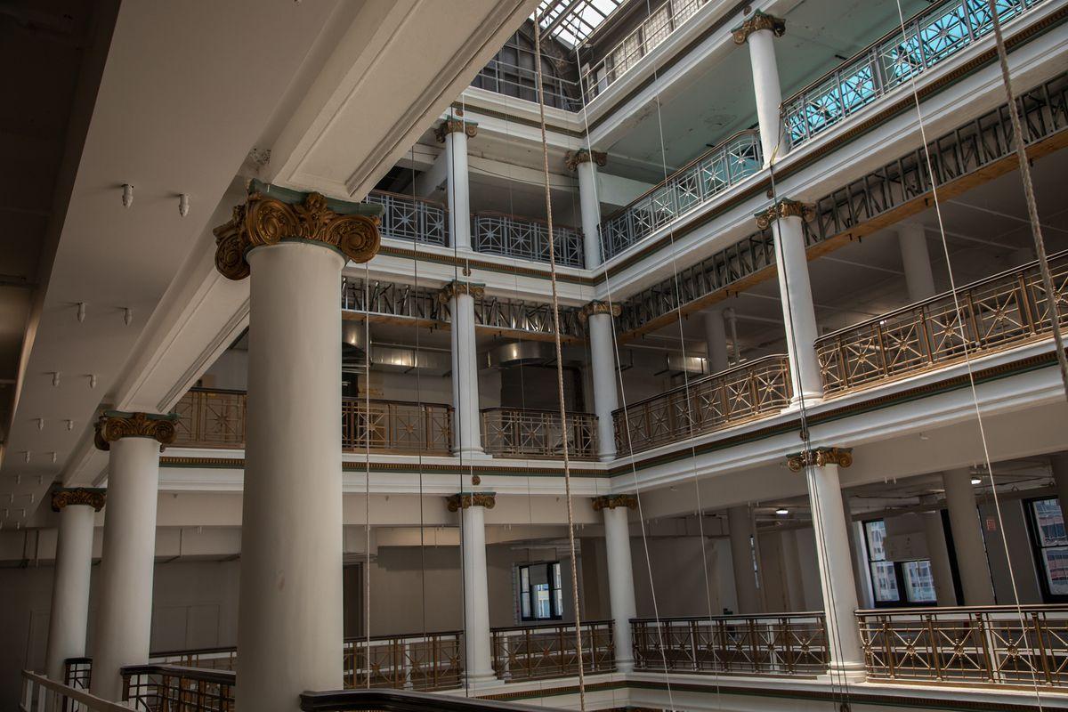 top floors of macy s flagship evolving