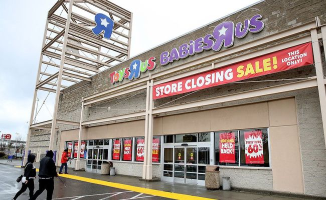 Where Toys R Us Stores Are Closing Chicago Tribune