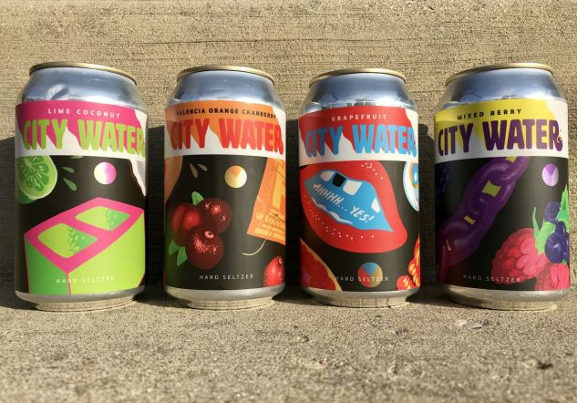 Chicago hard seltzer City Water may be among the best - Chicago ...