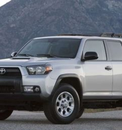 most suvs are built more like cars than pickups except toyota 4runner [ 1200 x 674 Pixel ]
