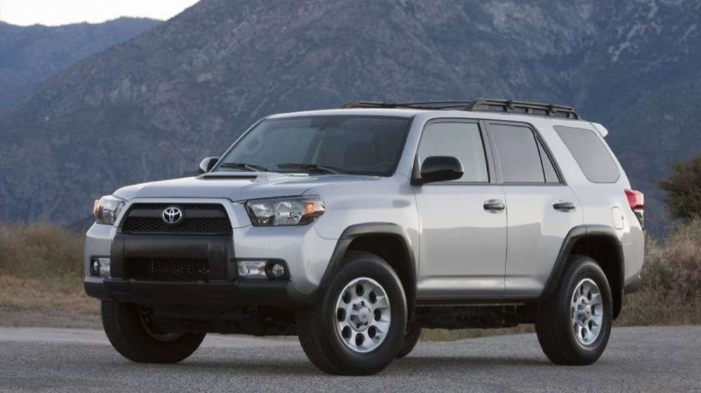 medium resolution of most suvs are built more like cars than pickups except toyota 4runner