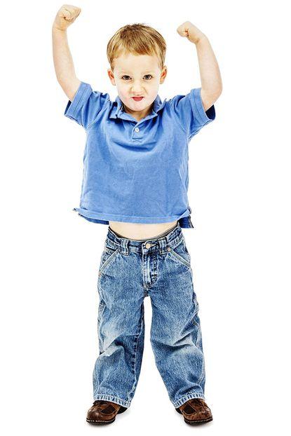 preschool son says boys