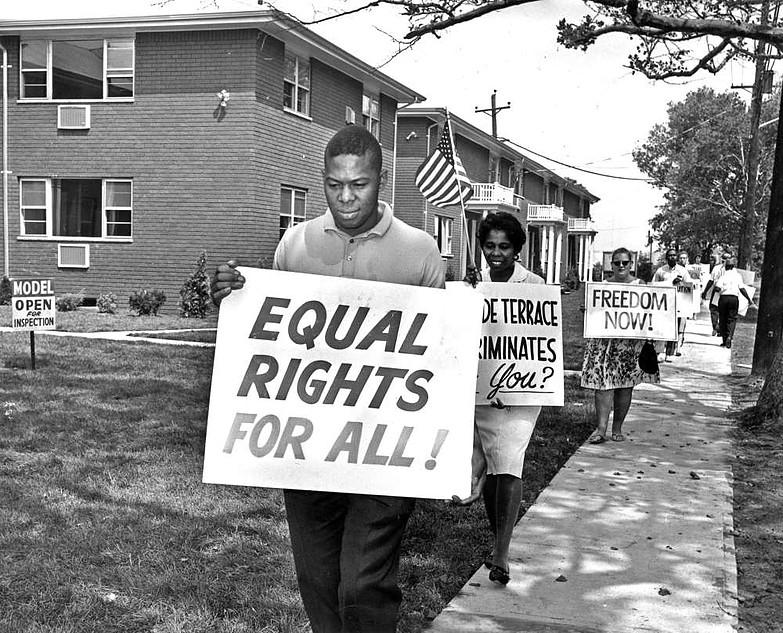 Because the Civil Rights Movement Wasn't Just a March…