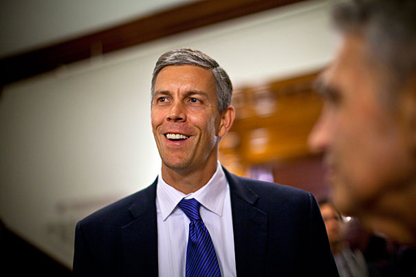 Can Arne Duncan Save Chicago?
