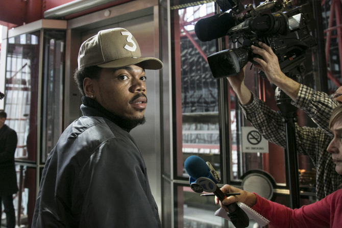 Chance the Rapper Can Overcome Rhetoric with His Real Approach...And Change Reality for Chicago Children