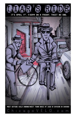 Liar's Ride 2016 Poster