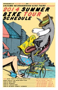Poster for Summer 2014 Schedule