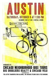 Tour of Austin 2010 Poster