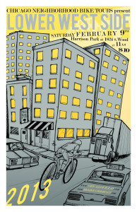 Tour of Lower West Side 2013 Poster