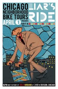 Liar's Tour 2012 Poster