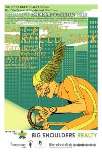 Tour of Garfield Park 2010 Poster