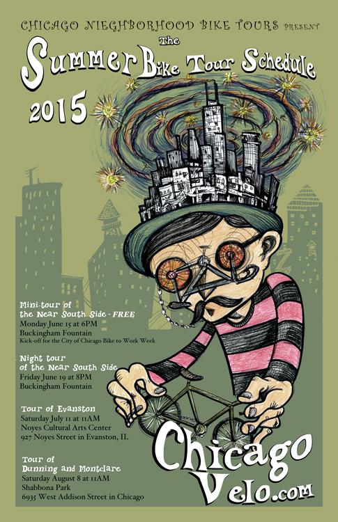 Summer 2015 Bike Tours