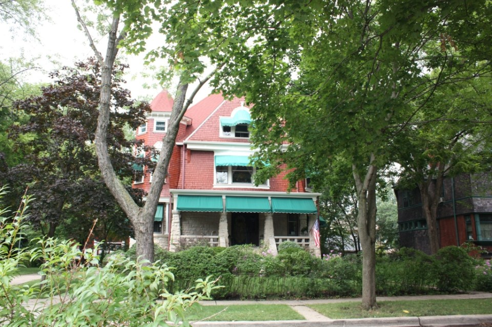 Frederick Beeson House (2nd) – 5810 W Midway Park