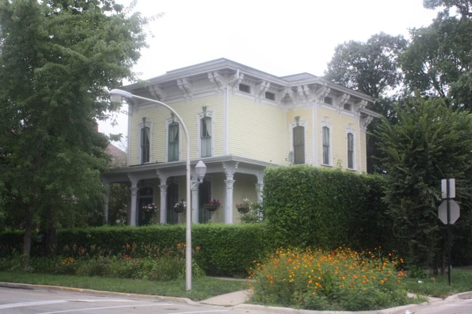 Charles Hitchcock House