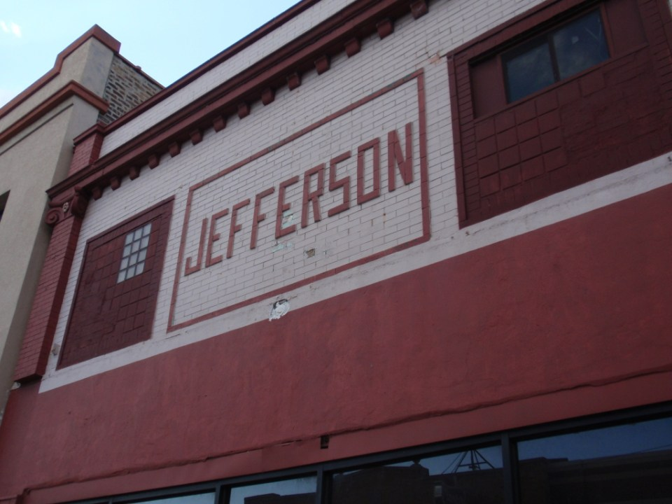 Jefferson Building on 4700 block of N Milwaukee