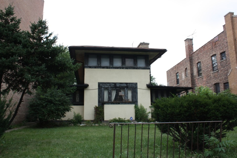 Joseph J Walser House by Frank Lloyd Wright