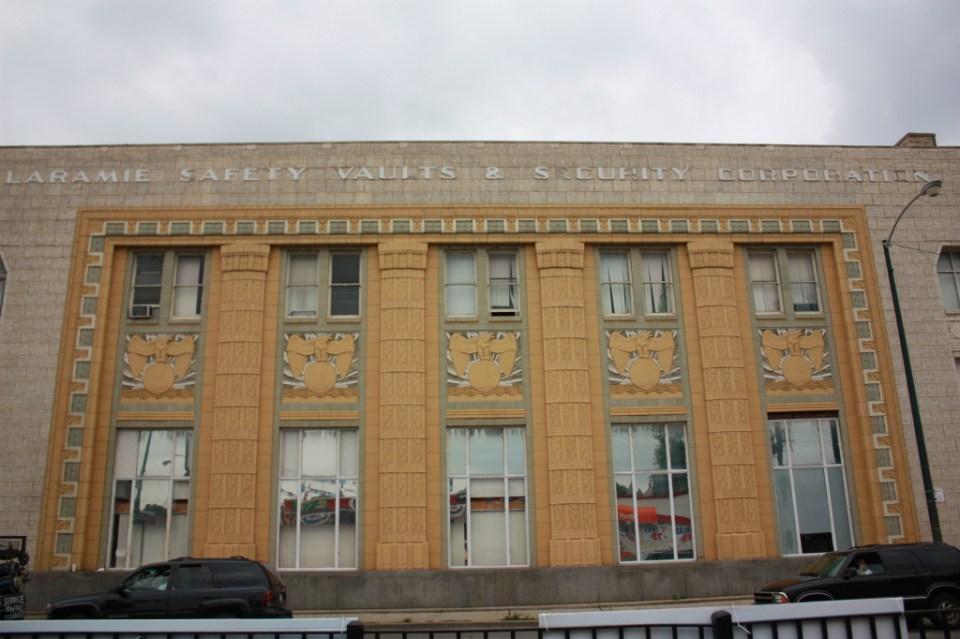 Laramie State Bank Building