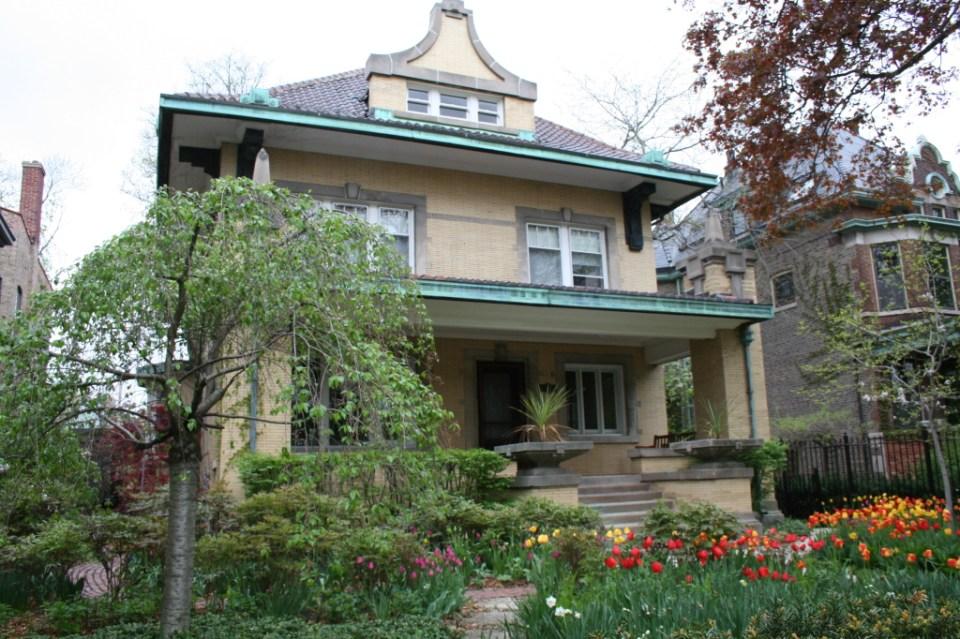 Peter M. Zuncker House